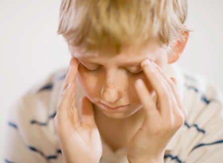 У ребенка во время болезни появляется запах изо рта