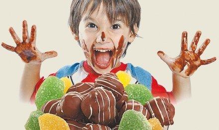 Полезные и вредные сладости для