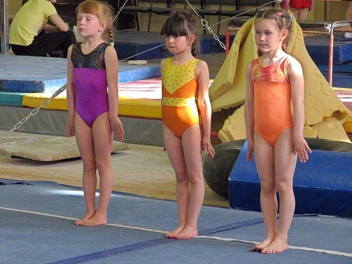 Спорт для девочки