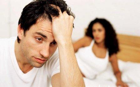 Проблемы с эрекцией, проблемы сексуального характера