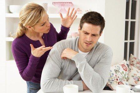 Проблемы в семье, проблемы в семье