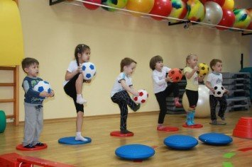 детский фитнес, направления детского фитнеса