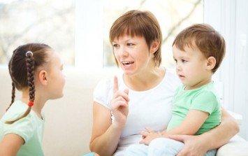 мама учит детей правильно говорить буквы, упражнения для правильного произношения