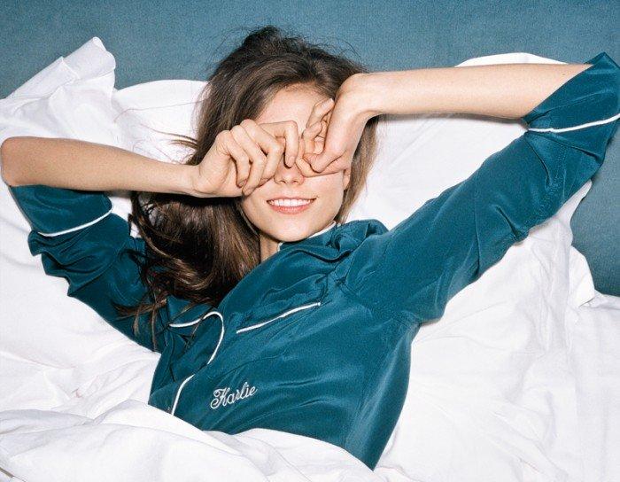 женщина не может проснуться, организация режима сна