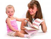 мама и ребенок занимаются по карточкам, Гленн Доман в развитии детей