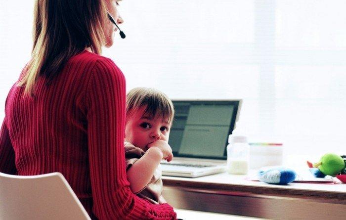 мама фрилансер, преимущества и недостатки фриланса
