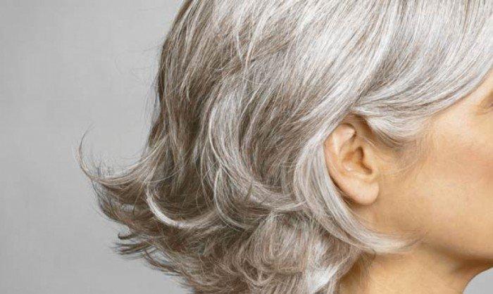 седые волосы и как от них избавиться