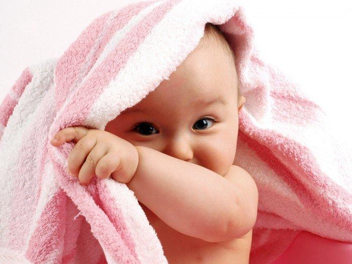 гигиена девочек, как правильно заботиться о теле малышки