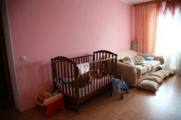 детская кроватка, куда поставить кроватку ребенка