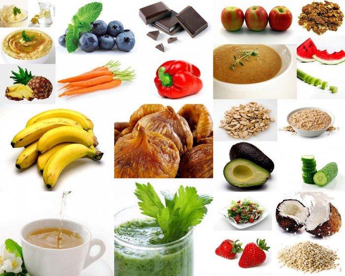 продукты для настроения, что съесть, чтобы поднять настроение