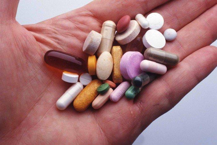таблетки, признаки отравления таблетками