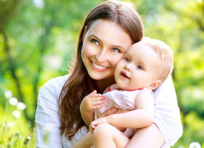 мама и ребенок, как не залюбить малыша