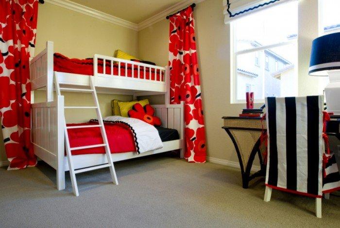 детская комната, предметы в детской комнате