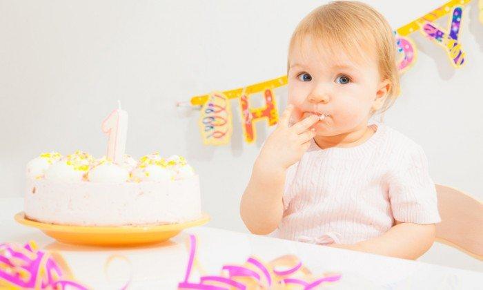 первый день рождения малыша, как организовать праздник