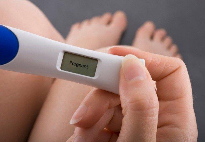 тест показывает беременность, выбор теста