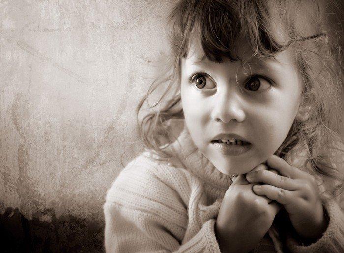 ребенок боится, страх перед новым