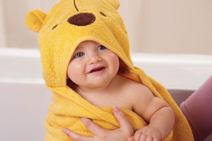 ребенок в полотенце, как правильно выбрать полотенце для ребенка