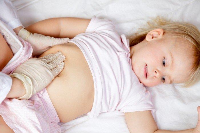 большой живот у ребенка, когда бить тревогу