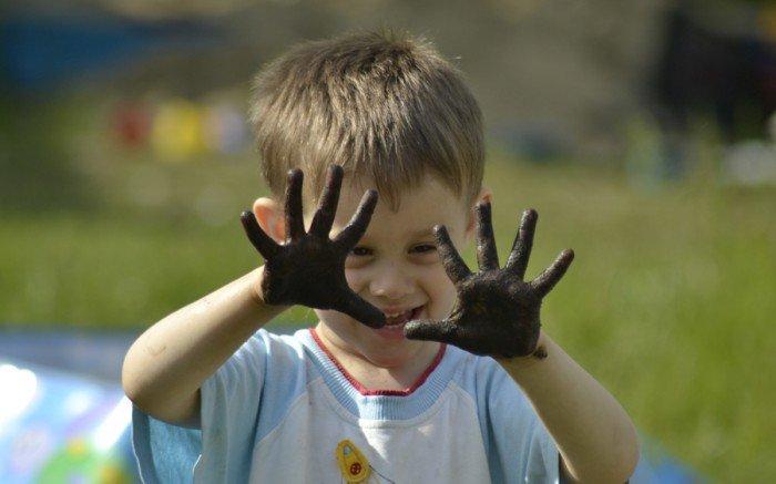 грязные руки, причины возникновения энтеробиоза