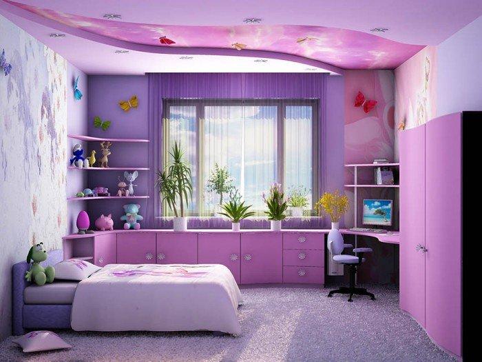 детская комната, что должно быть в комнате малыша по фен-шую