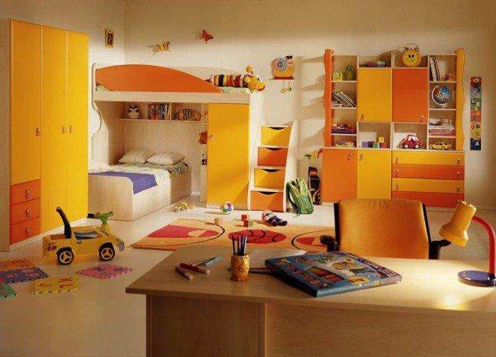 комната для ребенка, обустройство комнаты для ребенка по правилам фен-шуя