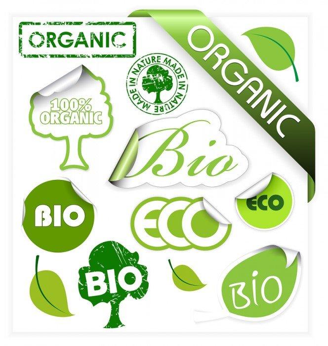 органические продукты, как распознать органические продукты