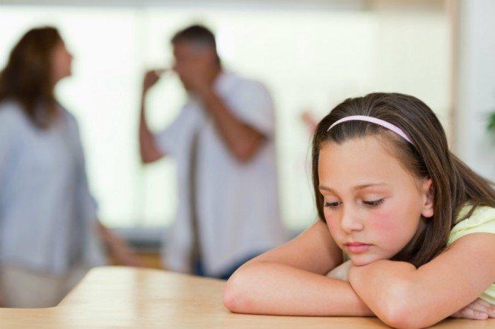 развод родителей и ребенок, как подобрать слова о разводе для ребенка