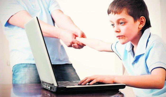 ребенок неможет отойти от компьютера, игровая зависимость