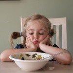 Избирательный аппетит у ребенка.