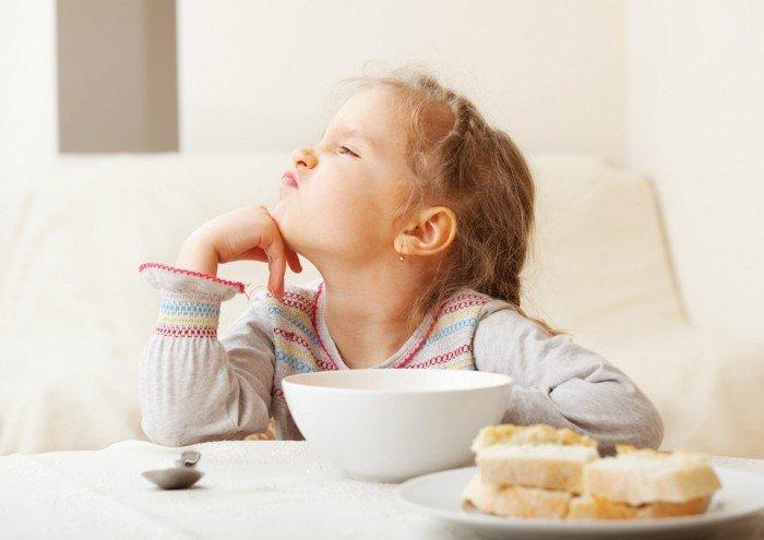 плохой аппетит у девочки