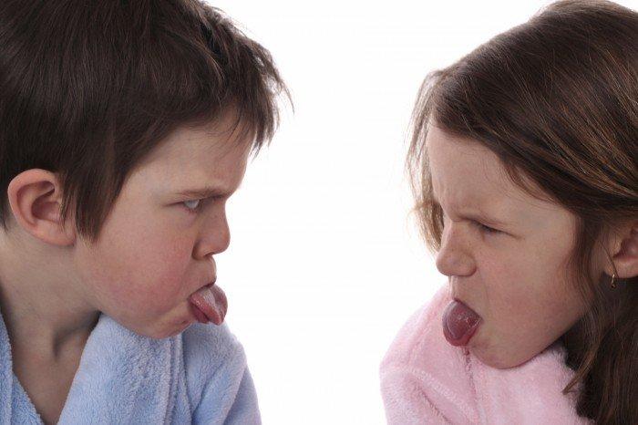 конфликт между братом и сестрой