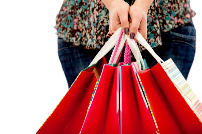 большое колчество лишних покупок