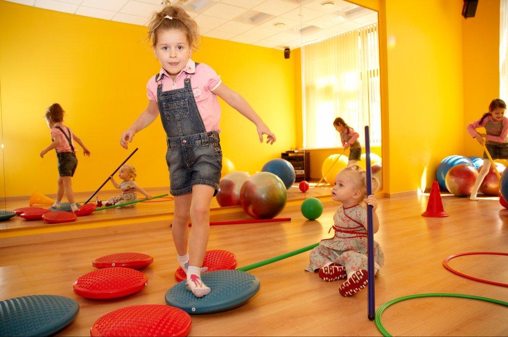 Как сделать детей в спорт 189