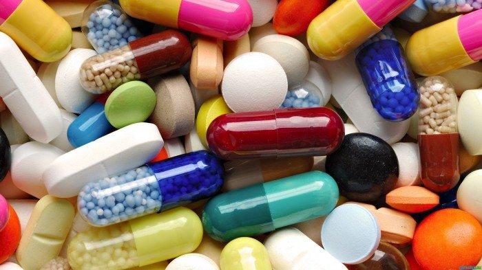 Витамины в таблетках и капсулах