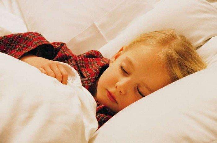 У ребенка бессонница причины и помощь