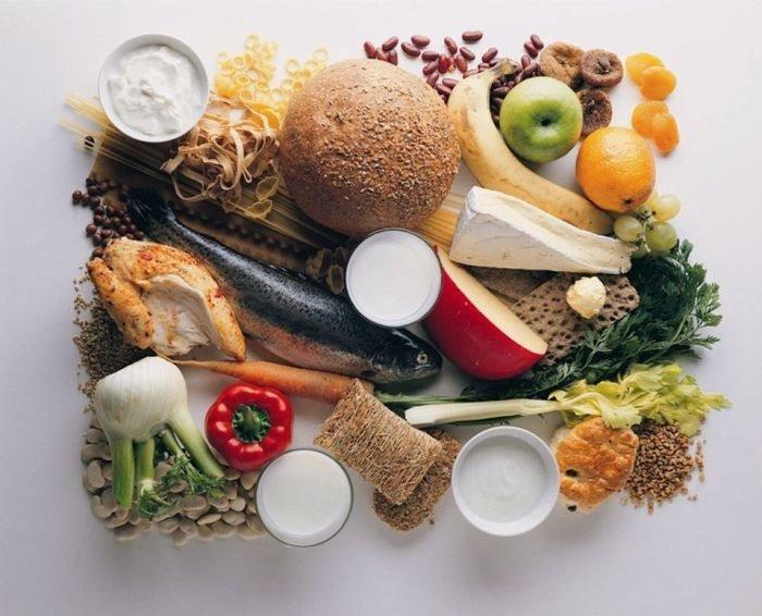 продукты питания для диеты при гастрите
