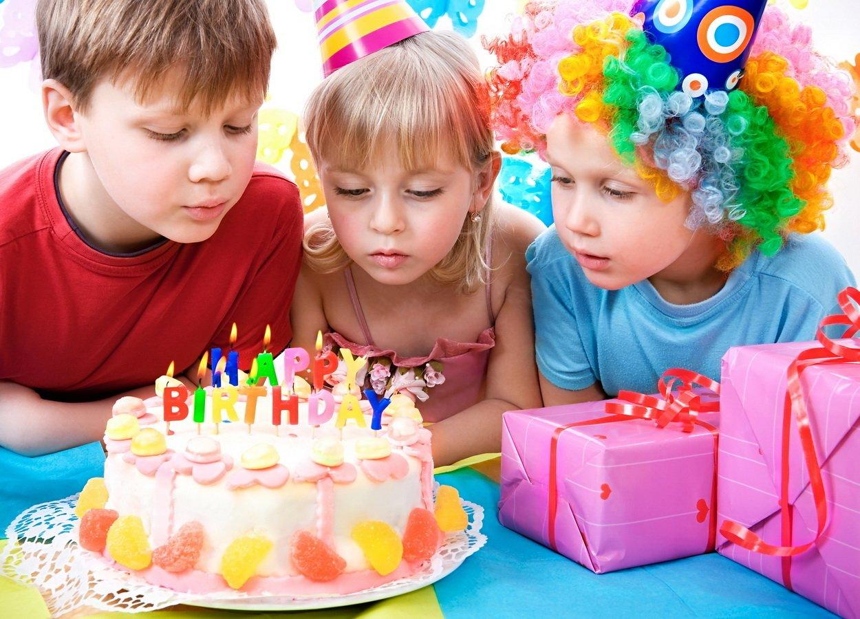 Как организовать детский праздник?