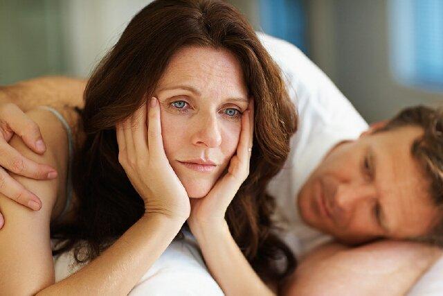 снижение либидо у женщины при менопаузе