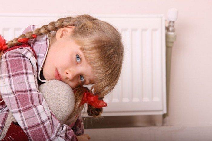 девочка не хочет быть дома одна, страх одиночества