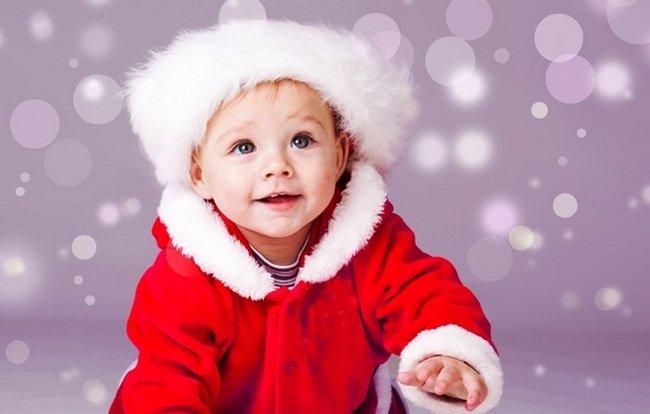 Где отметить Новый год с ребенком: ребенку 2 года