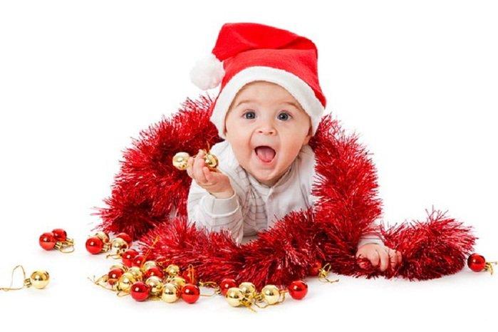 Где отметить Новый год с ребенком: ребенку 1 год