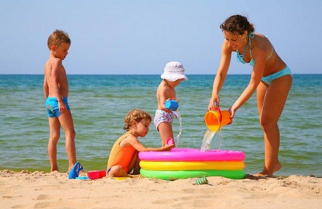 """Игры с водой для детей: """"наливалки-измерялки"""""""