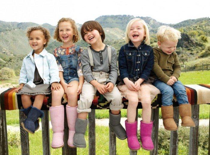 Как выбрать зимнюю обувь ребенку: правила