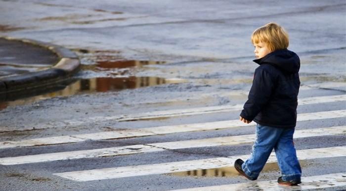 ребенок на улице, опасности на улице для ребенка