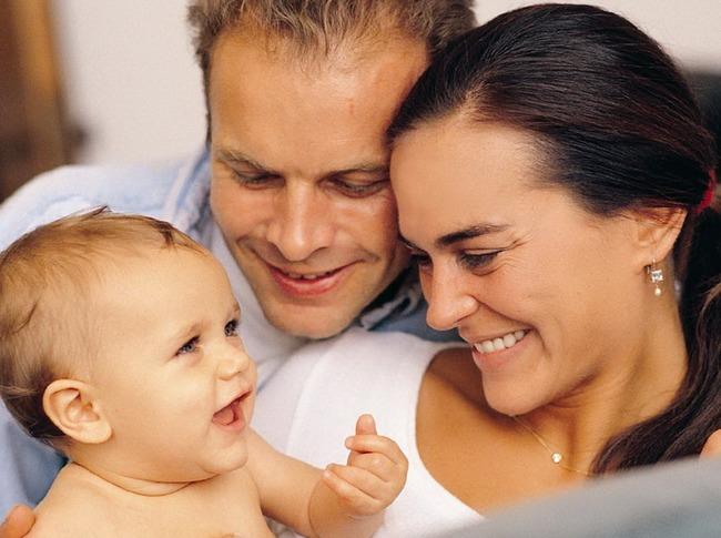 Как стать хорошим отцом? Любовь и отцовский инстинкт вам в этом помогут