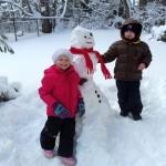 Чем заняться зимой на прогулке