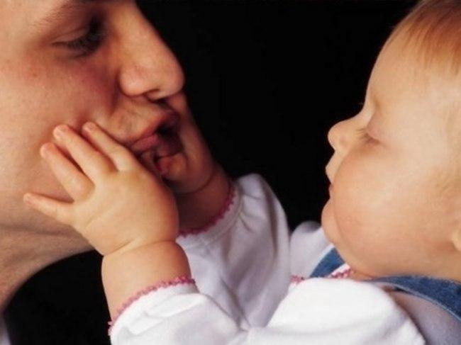 Как стать хорошим отцом: общение