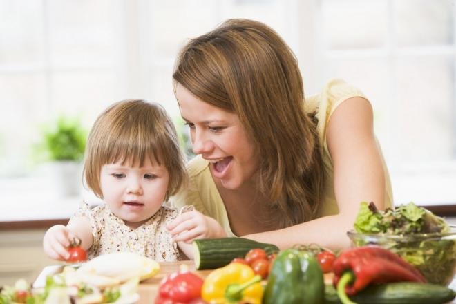 Мамины помощники: если уж помогать маме, то по-настоящему