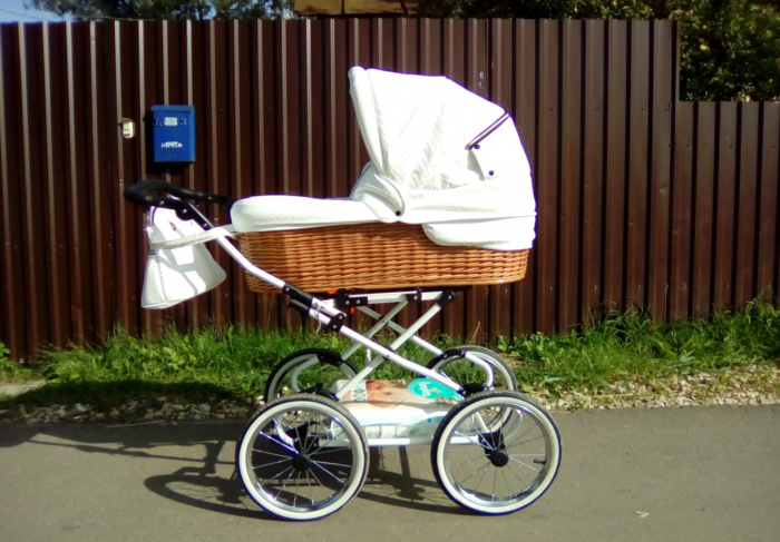коляска-люлька на лето