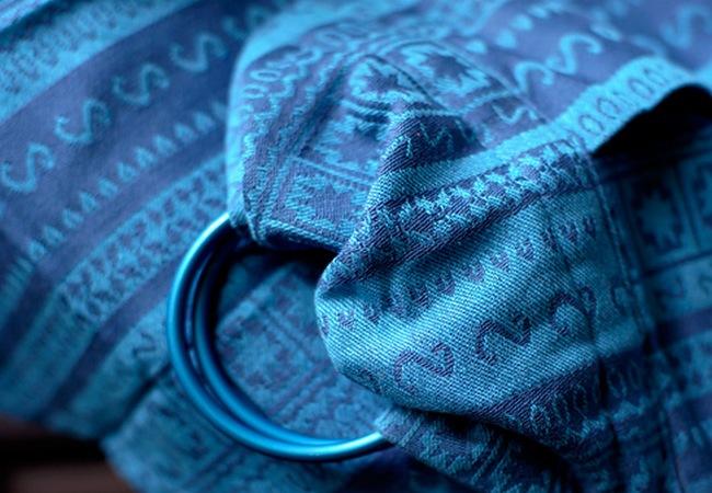 Ткань для слинга